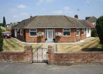 Thumbnail 3 bed detached bungalow for sale in Barbara Avenue, Kirby Muxloe, Leicester