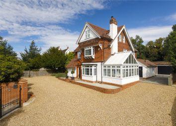 Thumbnail 5 bedroom detached house for sale in Sandling Road, Saltwood, Hythe, Kent