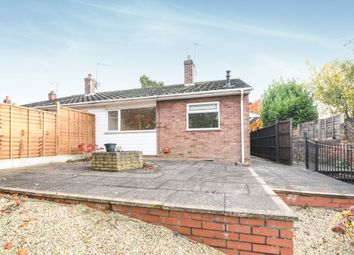 Thumbnail 2 bed bungalow to rent in Newtown Road, Worcester