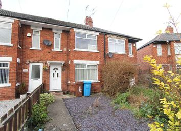 Thumbnail 2 bed terraced house for sale in Bristol Road, Hull, East Yorkshire