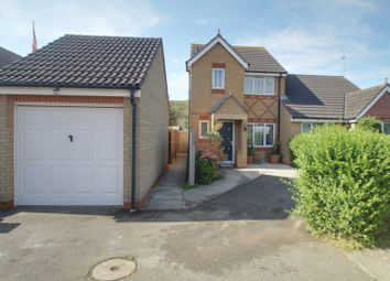 Thumbnail 3 bed semi-detached house for sale in Portchester Close, Park Farm, Peterborough
