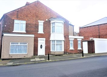 Ravensworth Terrace, South Shields NE33. 4 bed terraced house for sale