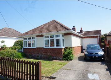 Thumbnail 4 bed detached bungalow for sale in Chaucer Road, Thornhill, Southampton