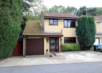 West Canford Heath, Poole, Dorset BH17. 4 bed detached house for sale