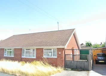 Thumbnail 2 bed semi-detached bungalow for sale in Sandycroft Road, Churchdown, Gloucester