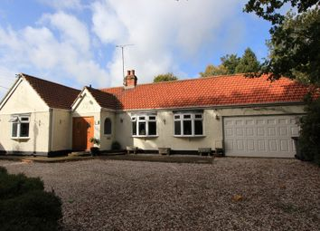 Thumbnail 4 bed detached bungalow for sale in Rayleigh Downs Road, Rayleigh