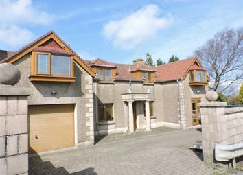 Thumbnail 5 bedroom detached house for sale in Llwynmawr Road, Sketty, Swansea