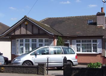 Thumbnail 3 bed bungalow to rent in Kensington Drive, Woodford Green