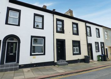 Thumbnail 4 bed terraced house for sale in High Street, Maryport, Cumbria