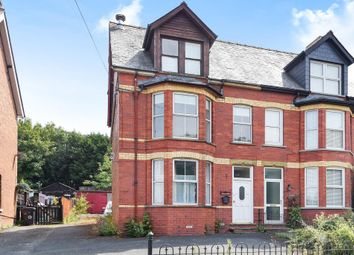 Thumbnail 6 bed semi-detached house for sale in Tremont Road, Llandrindod Wells