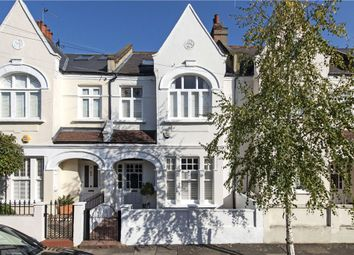 Thumbnail 4 bed terraced house for sale in Osward Road, London