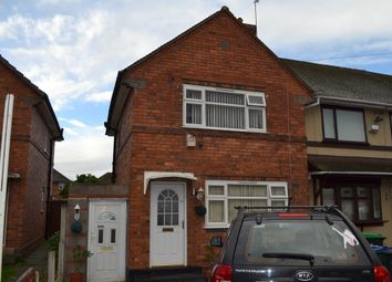 3 bed terraced house to rent in Coronation Road, Wednesbury WS10