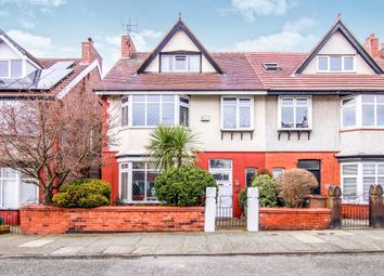 Thumbnail 5 bed semi-detached house for sale in Gerard Road, Wallasey