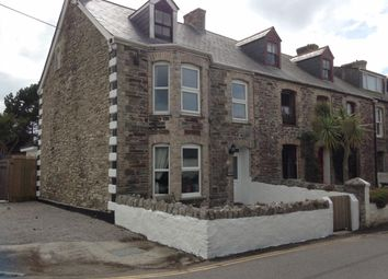 Thumbnail 4 bed property for sale in West Pentire Road, Crantock, Newquay