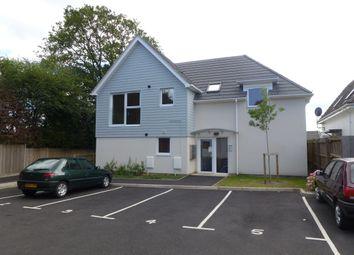 Thumbnail 1 bed flat to rent in 68 Wareham Road, Corfe Mullen