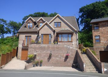 Thumbnail 4 bed property for sale in The Oaks, Cimla, Neath .