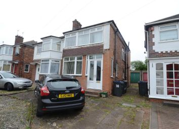 Thumbnail 3 bed semi-detached house for sale in Oakdale Road, Hodge Hill, Birmingham