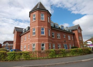 Thumbnail 2 bed flat for sale in Blackthorn Close, Wistaston, Crewe