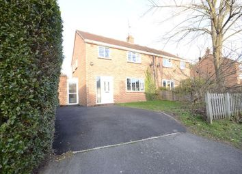 Thumbnail 3 bed semi-detached house to rent in Fernbank Place, Ascot
