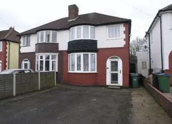 Thumbnail 3 bedroom semi-detached house for sale in Throne Road, Rowley Regis