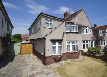 Thumbnail 5 bed semi-detached house for sale in Rowley Avenue, Sidcup