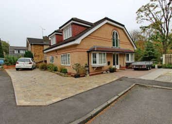 Thumbnail 4 bedroom detached house for sale in Spring Vale, Prestwich, Manchester