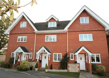 Thumbnail 3 bed mews house to rent in Rowlands Castle Road, Horndean, Waterlooville