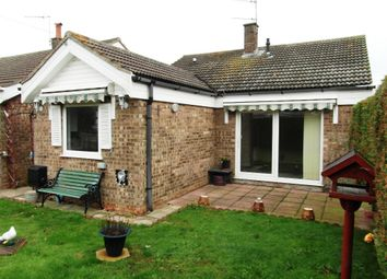 Thumbnail 2 bedroom detached bungalow to rent in Cranesbill Road, Lowestoft