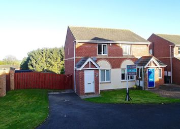 Thumbnail 2 bed semi-detached house for sale in Spetchells, Prudhoe
