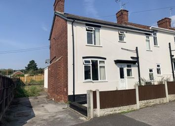3 bed end terrace house for sale in Elkesley Road, Meden Vale, Mansfield, Nottinghamshire NG20