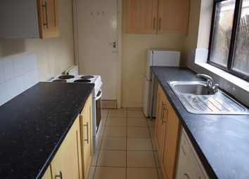 Thumbnail 1 bedroom terraced house to rent in Hartshill Road, Stoke-On-Trent