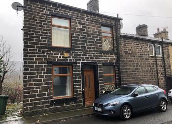 Thumbnail 1 bed end terrace house to rent in Plantation Street, Bacup