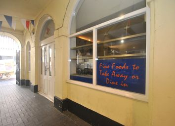 Thumbnail Restaurant/cafe to let in High Street, Barnstaple