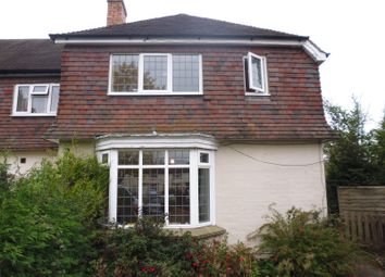 3 bed end terrace house to rent in Abney Avenue, Albrighton, Wolverhampton, Shropshire WV7
