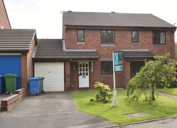 Thumbnail 2 bed semi-detached house to rent in Cheltenham Close, Great Sankey, Warrington