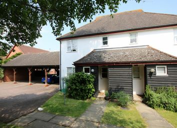 Thumbnail 1 bedroom end terrace house to rent in Nursery Rise, Dunmow