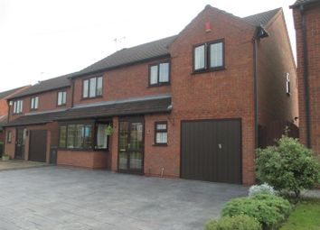 Thumbnail 4 bed detached house for sale in Goods Station Lane, Penkridge, Stafford