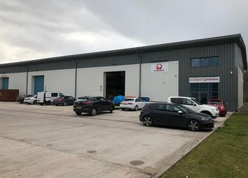 Thumbnail Light industrial to let in Unit 4 Orion Park, University Way, Crewe, Cheshire