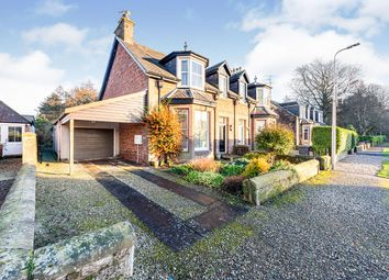 Thumbnail 4 bedroom semi-detached house for sale in High Street, Edzell, Brechin, Angus