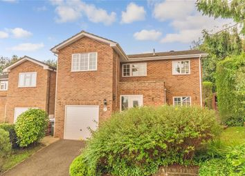 Thumbnail 4 bed detached house for sale in The Bower, Haywards Heath, West Sussex