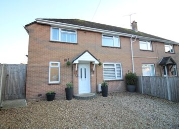 Thumbnail 3 bed semi-detached house for sale in Pinewood Close, Upton, Poole