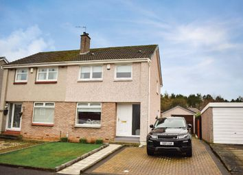 Thumbnail 3 bed semi-detached house for sale in Chatelherault Crescent, Hamilton, South Lanarkshire