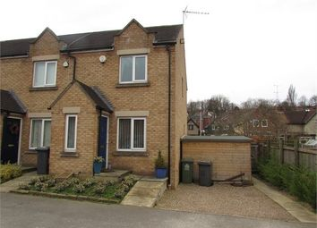 Thumbnail 2 bedroom town house to rent in Waterside View, Conisbrough