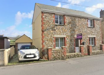 Thumbnail 3 bed detached house for sale in Churchtown Road, St. Austell