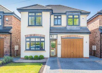 4 bed detached house for sale in Bulkeley Road, Handforth, Wilmslow SK9