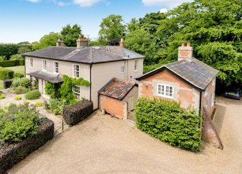 Thumbnail 6 bed farmhouse for sale in The Street, Hepworth, Diss