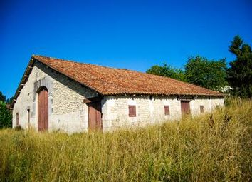 Thumbnail Barn conversion for sale in Montboyer, Charente, France