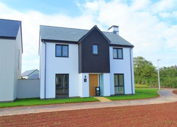 Thumbnail 4 bed detached house for sale in Harford Way, Landkey, Barnstaple