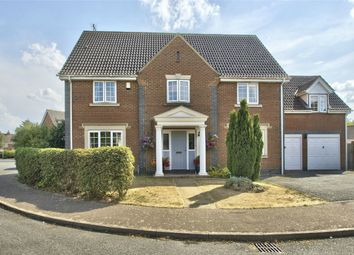Thumbnail 5 bed detached house for sale in Miller Close, Godmanchester, Huntingdon, Cambridgeshire