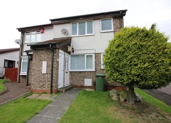 Thumbnail 1 bed flat for sale in Stonechat Close, Washington